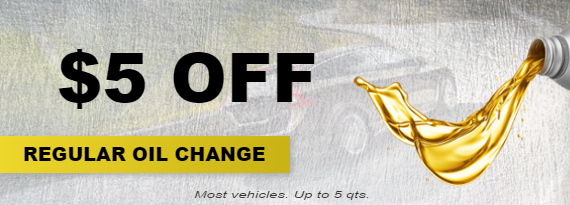 Oil Change Special in McMurray, PA